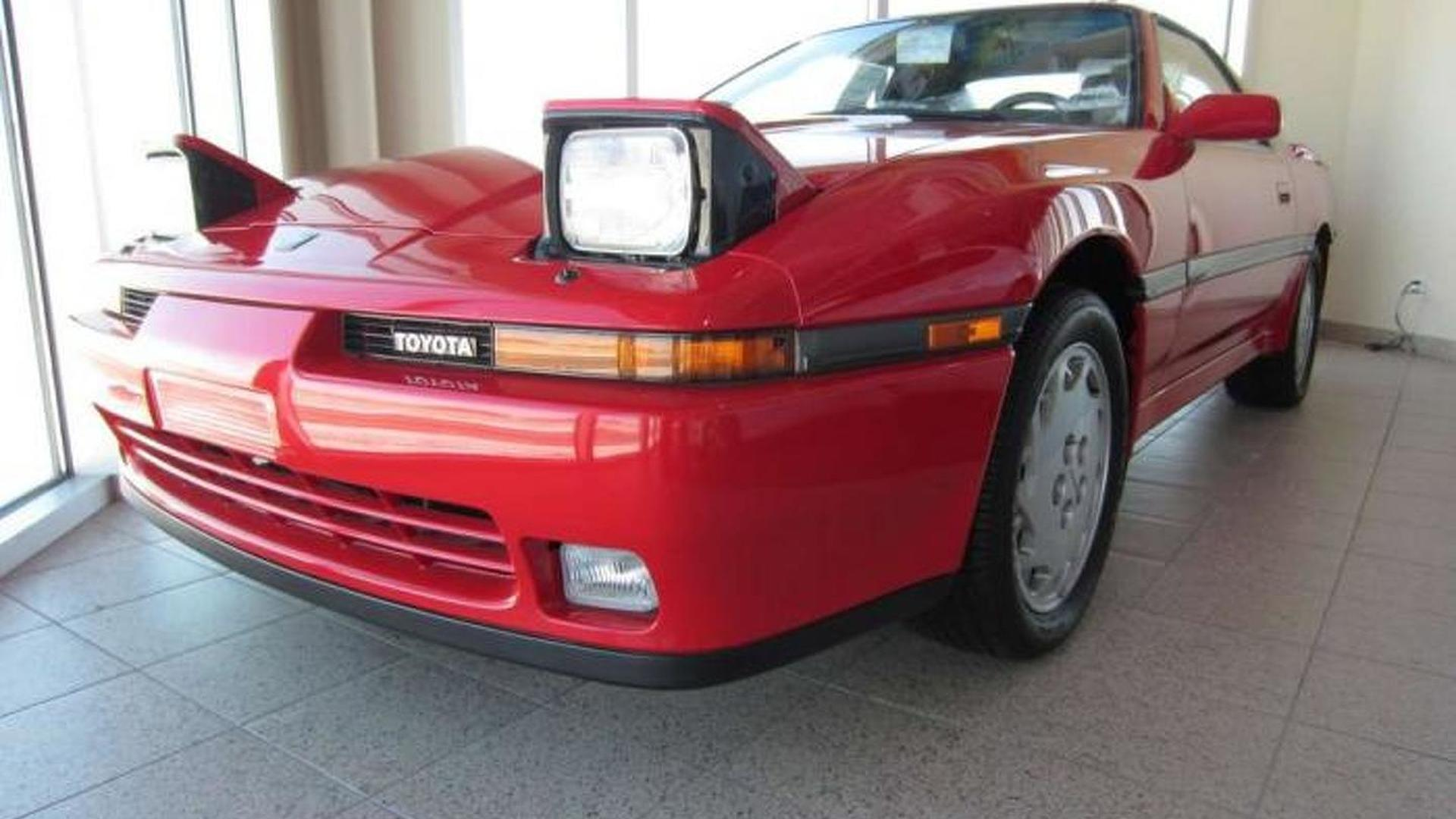 Unused 1990 Toyota Supra for sale in Canada