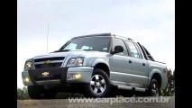 Chevrolet lança oficialmente a linha S10 2009 com duas novas versões