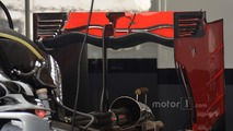 Haas introduces 'double-waved' rear wing
