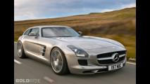 Mercedes-Benz SLS Shooting Brake Concept