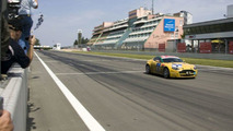 Aston Martin production V8 Vantage Fourth at 24-hour Nurburgring