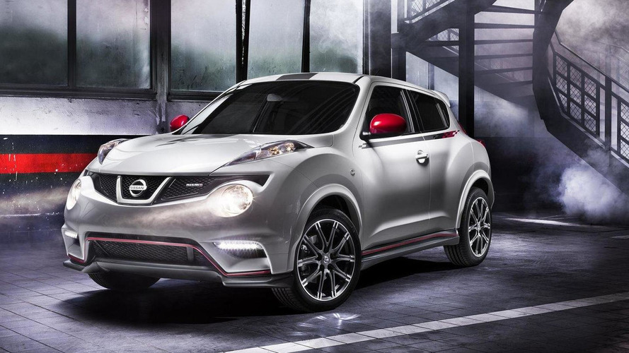 Nissan Juke Nismo to get a high-performance variant - report