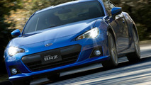 Subaru BRZ enthusiasts version announced for UK