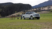 2013 Ford F-150 King Ranch 28.9.2012