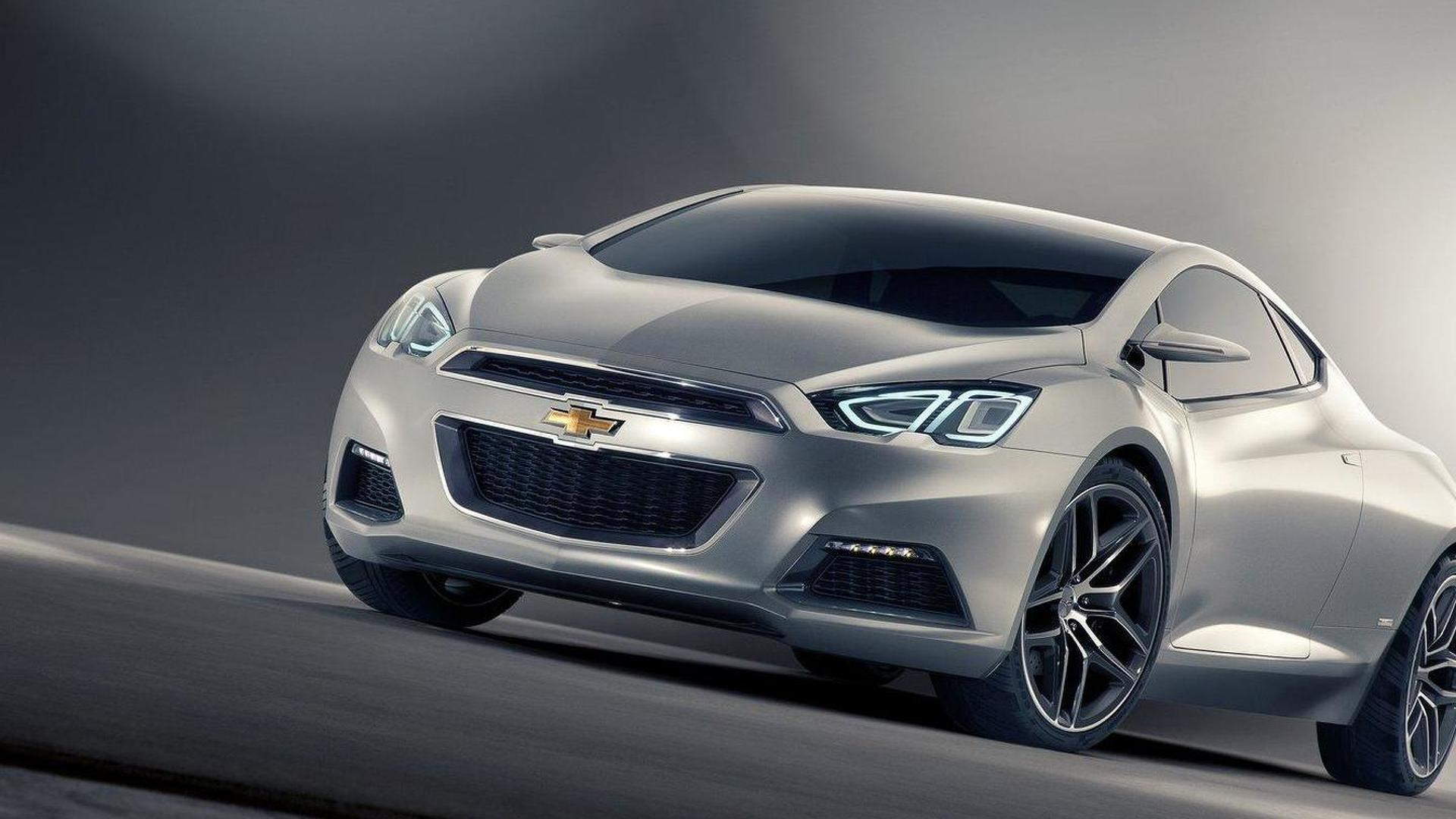 Chevrolet Code 130R and Tru 140S surprise concepts revealed in Detroit [videos]