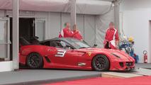 Ferrari 599XX EVO live at the Bologna Motor Show [video]