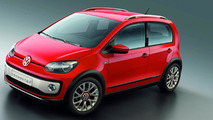 Volkswagen up! crossover under consideration - report