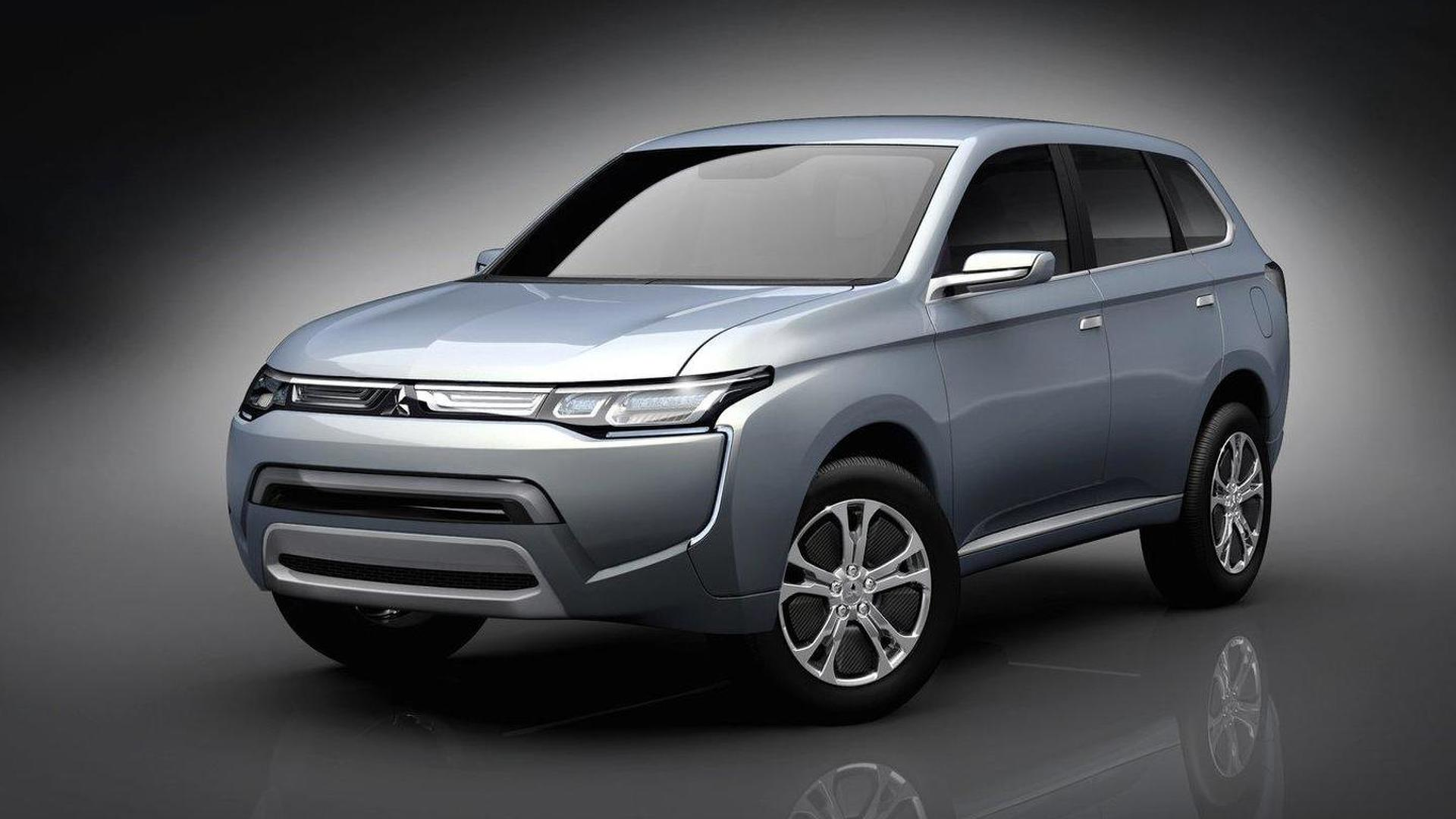 Mitsubishi Mirage global car and Concept PX-MiEV II to debut in Tokyo