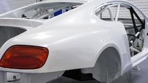 Bentley Continental GT3 development photo 12.6.2013
