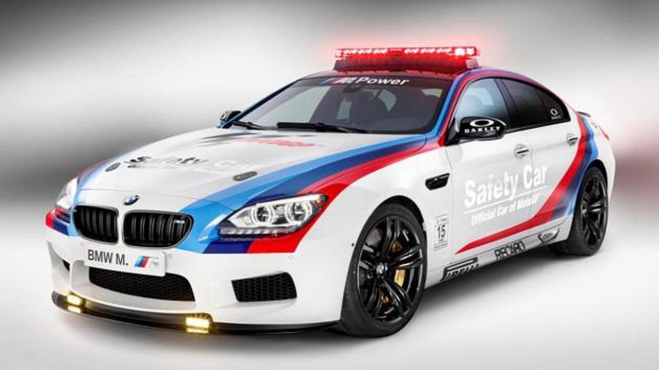 BMW M6 Gran Coupe MotoGP Safety Car 1500