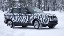 2014 Range Rover Sport spied with less disguise