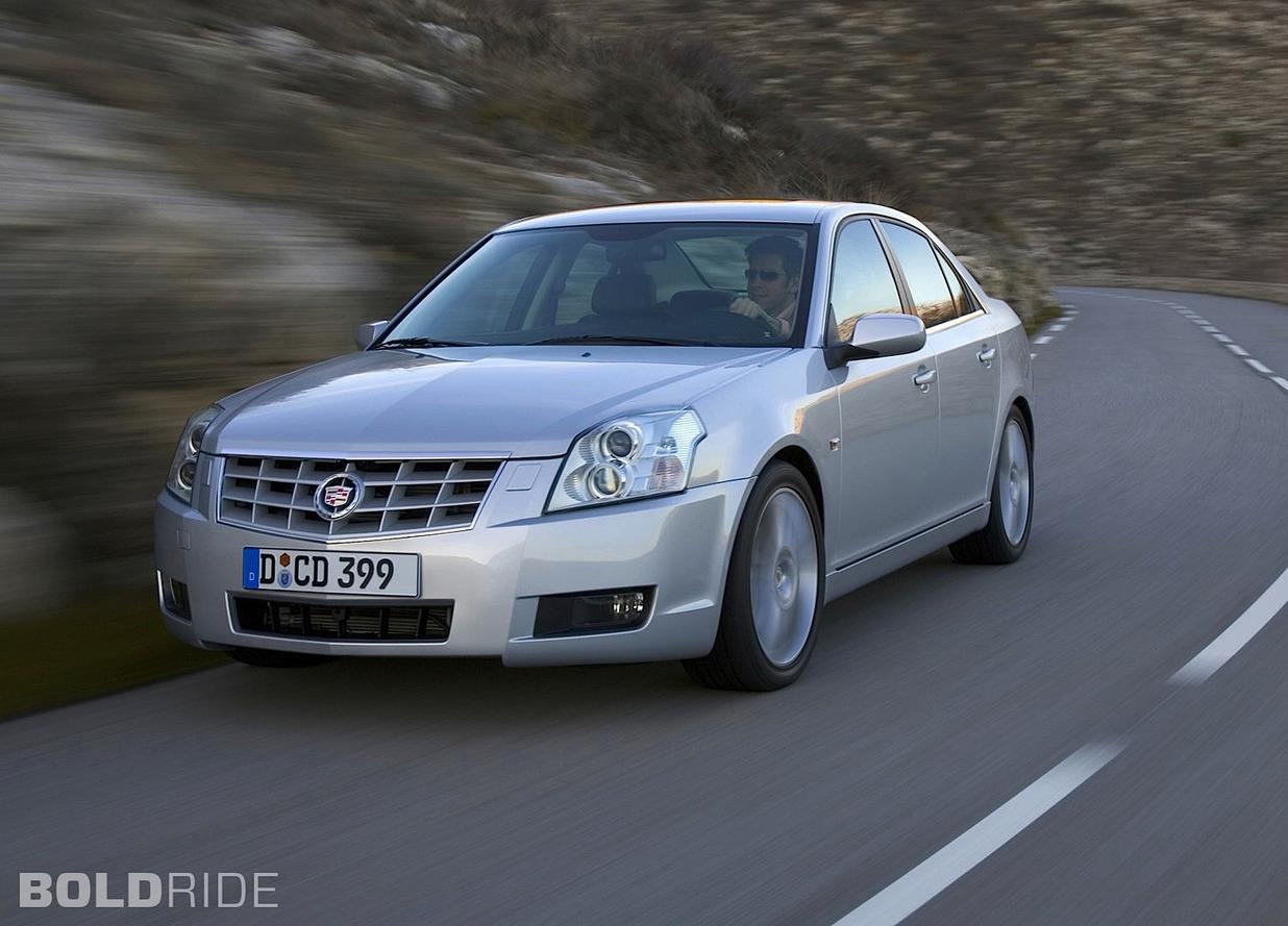 Cadillac BLS Sport