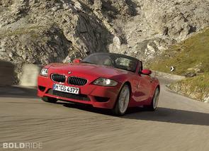 BMW Z4 M Roadster