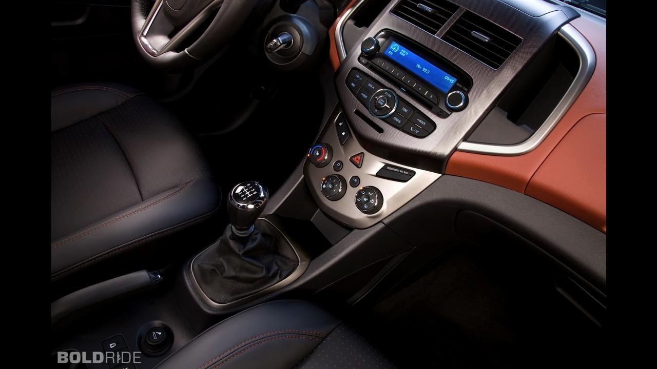 Chevrolet Sonic Sedan