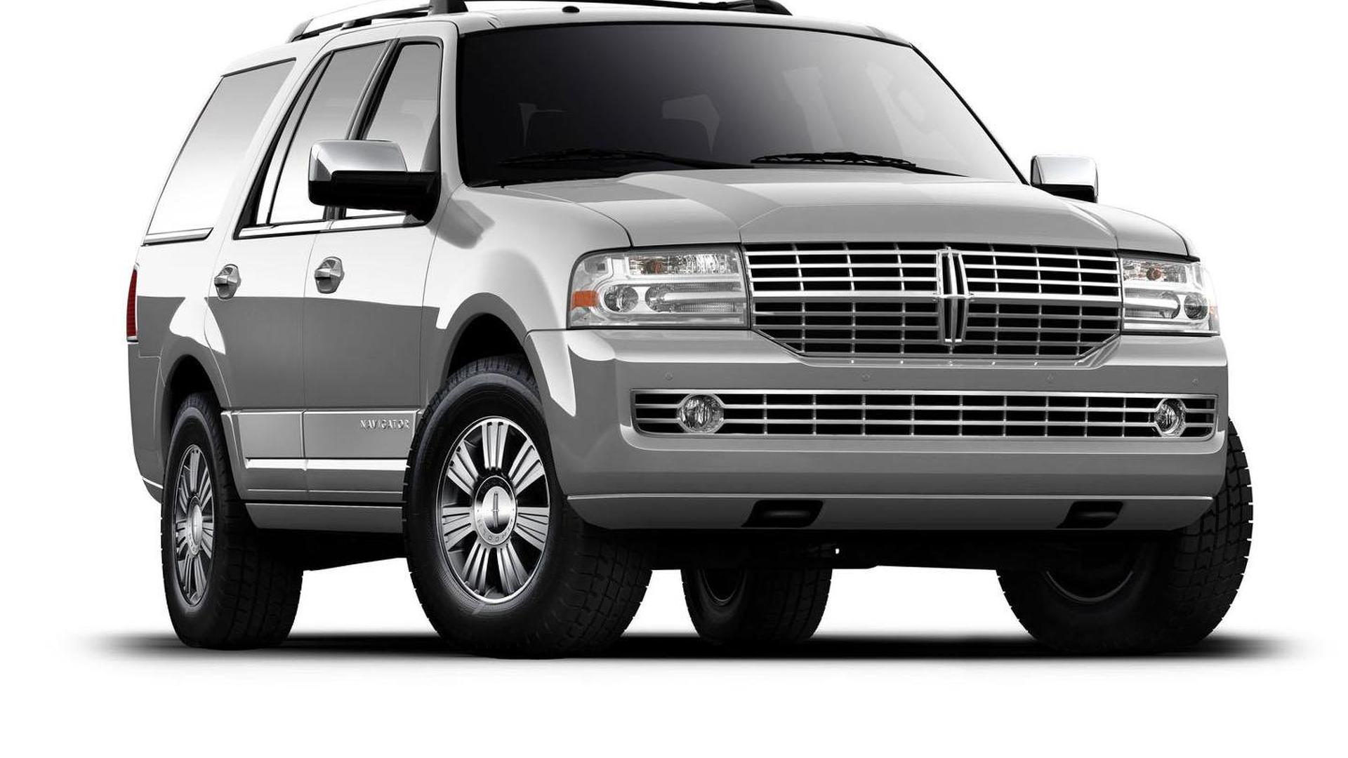 2016 Lincoln Navigator to go V6 only - report