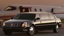 Cadillac DTS Limousine