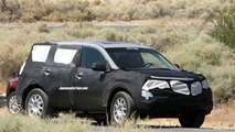 2007 Acura RD-X SUV Spy Photos