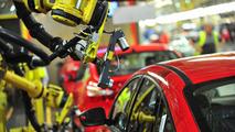 Ford robot laser build-inspection technology 02.06.2011