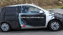 2009 Hyundai i20 spy shots