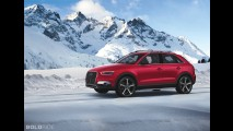 Audi Q3 Red Track Concept