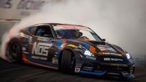 Formula Drift finals crowns Chris Forsberg champion in his Nissan 370Z