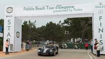 2016 Pebble Beach Tour d'Elegance
