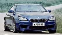 2013 BMW M6 F13 artists rendering
