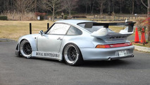 RAUH-Welt Begriff super wide body Porsche 911s for the street [video]
