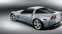 2011 Chevy Corvette Carlisle Blue Concept for SEMA 28.10.2011