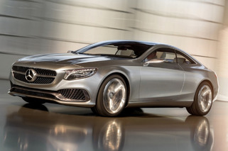 S-Class Coupe Replaces CL-Class As Top-Tier Grand Tourer