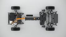 Volvo CMA Platform technical diagram