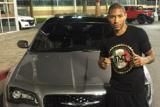Floyd Mayweather Gifts Ashley Theophane a Chrysler 300