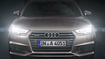 Audi shows off A4's optional matrix LED headlights [video]