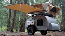 The Rugged TerraDrop Off-Road Trailer is Up for Any Adventure