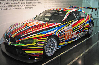 BMW Art Cars: Performance Meets Palette