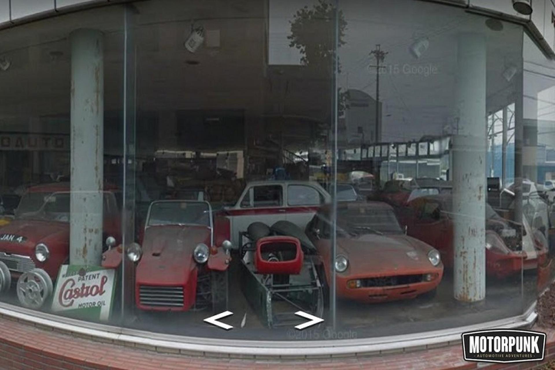 Treasure Trove of European Cars Abandoned in Japan