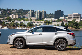 The 2016 Lexus RX 350 F Sport is Cohesive Insanity: Review