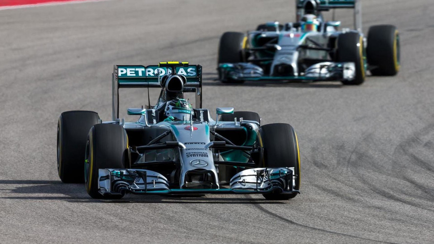 Mercedes desperate to avoid title breakdown - Lauda