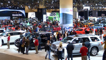 Toronto hosts global premiere, 16 concepts as auto show lands this week