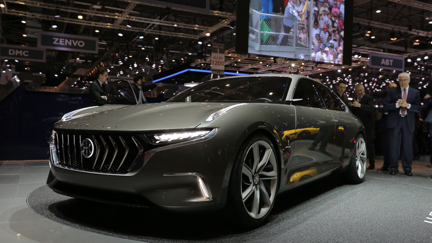 Pininfarina H600 concept can travel more than 621 miles on single charge