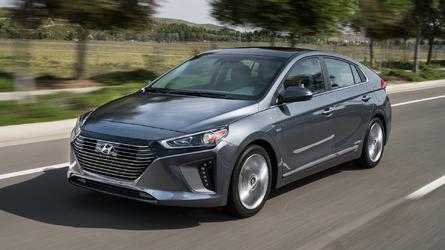 2017 Hyundai Ioniq First Drive