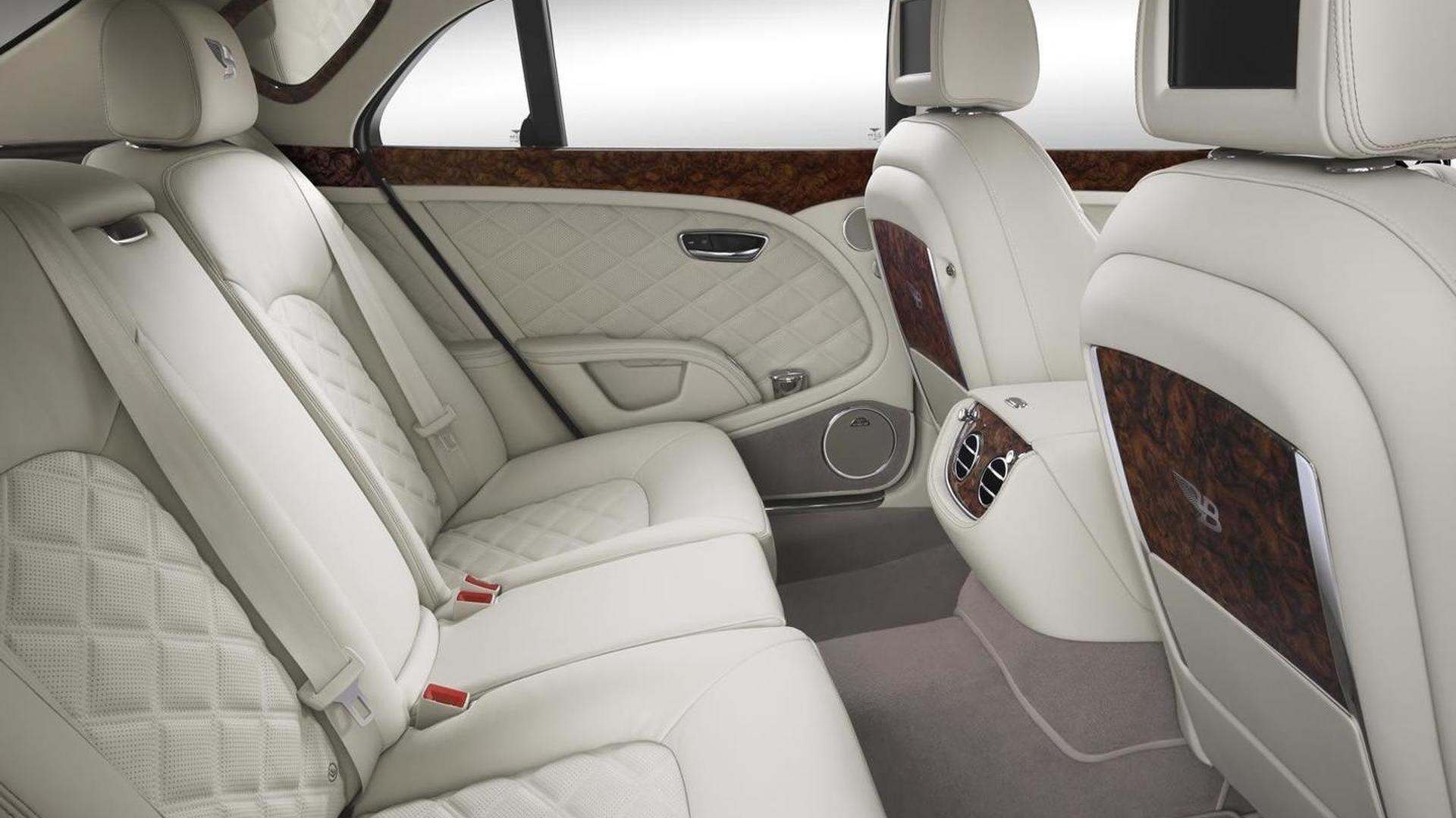 Bentley Mulsanne Birkin limited edition announced for Europe