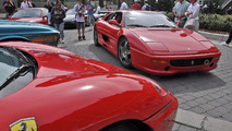 Man proposes to girlfriend with engagement Ferrari [video]