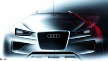 Audi Cross Coupe Quattro Concept