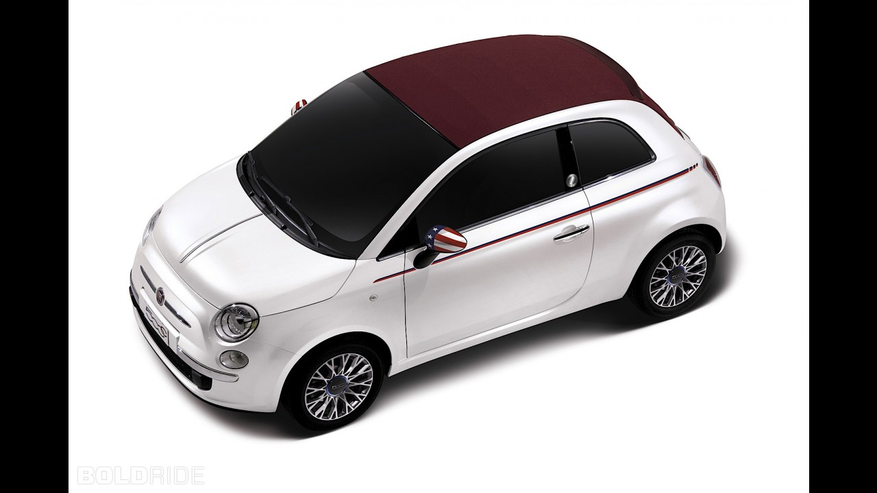 Fiat 500 Nation Limited Edition