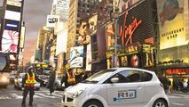 Subaru R1e Headed to New York