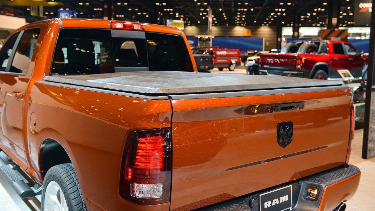 2017 Ram 1500 copper sport: Chicago 2017
