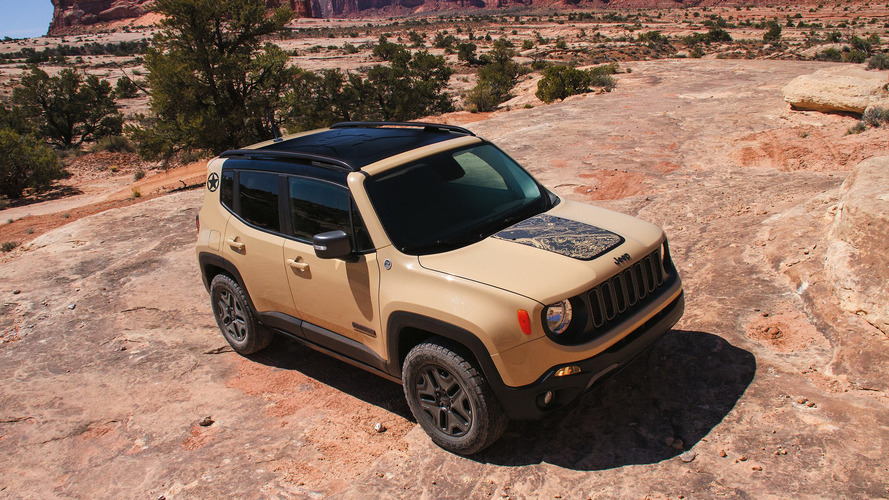 Jeep spices up Renegade with two special editions heading to L.A.