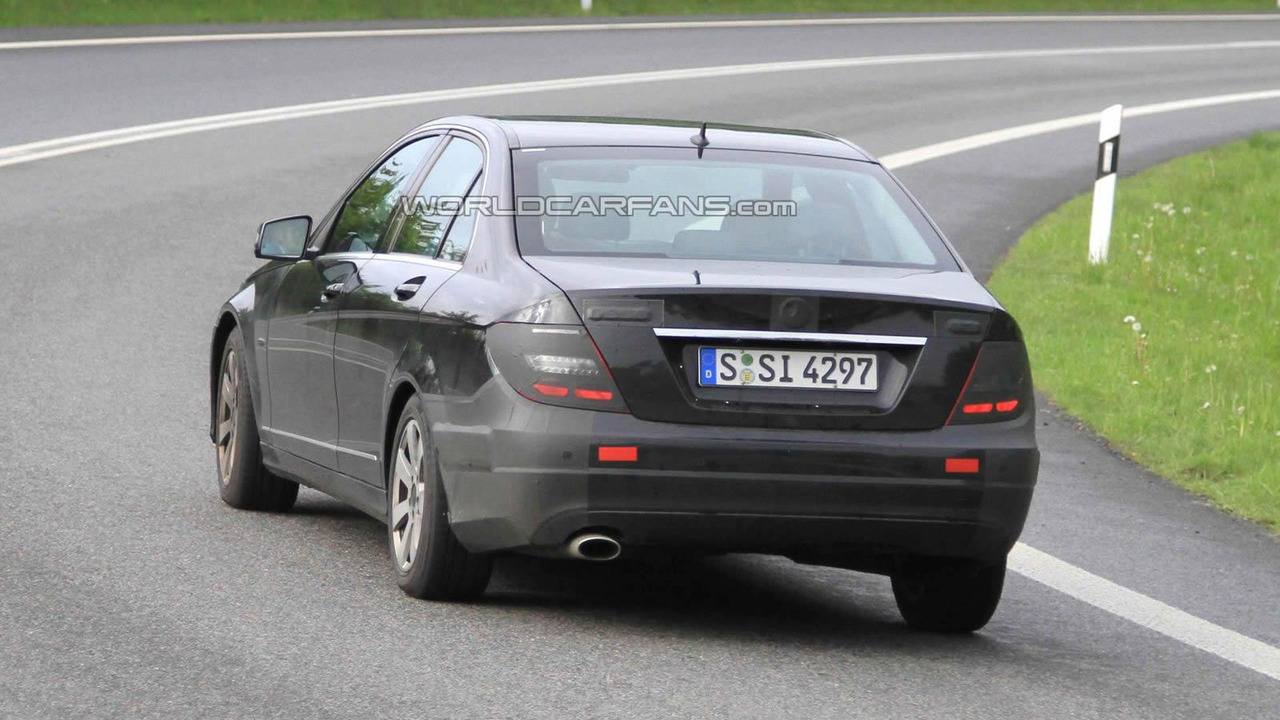 2011 Mercedes C-Class Facelift