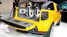 Kia Soulster Concept at 2009 Detroit Auto Show